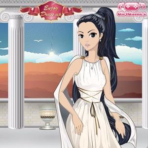 Greek Goddess Makeover