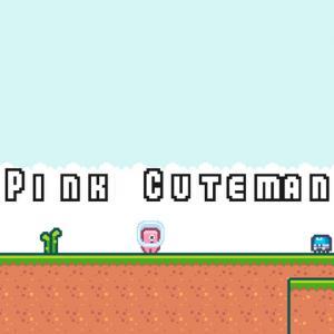 Pink Cuteman
