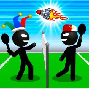 Stickman Sports Badminton
