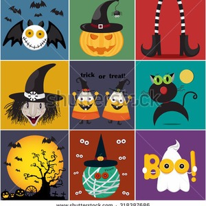 Toon Halloween Differences