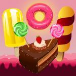 Candy Land Alphabet Letters